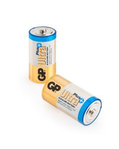 Ultra Plus Alkaline C - 2 Batterien